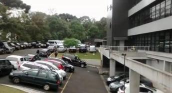 Reprodução/vídeo CBN Curitiba