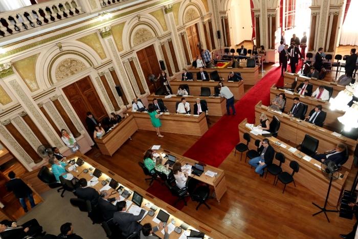 Foto: Câmara Municipal de Curitiba.