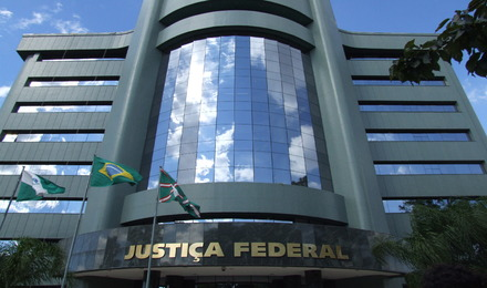 sede Justiça Federal (site oficial)