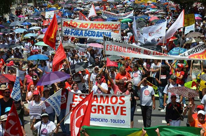 Foto: APP Sindicato