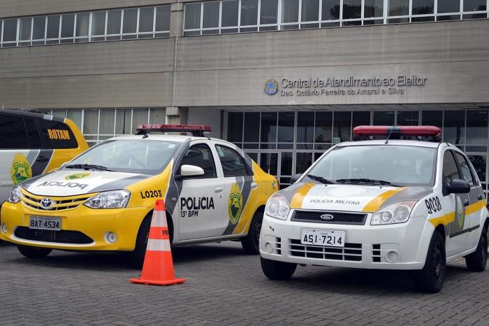 Foto: Soldado Guilherme Batalha / PM PR