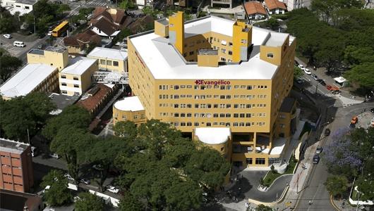 Foto: Divulgação/Hospital Evangélico