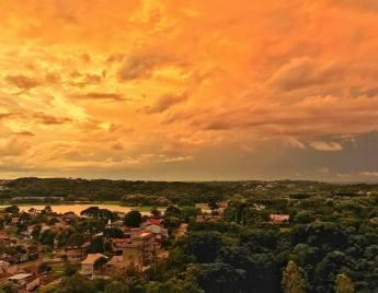 Visão panorâmica de Curitiba.Foto:Eduardo Redmerski - Divulgação Site Prefeitura de Curitiba