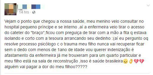 Foto: Paraná Portal / Reprodução Facebook